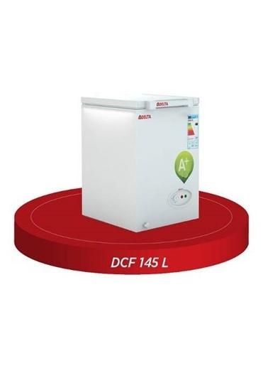 Delta DCF 145 L A+ Sandık Tipi Derin Dondurucu Renkli